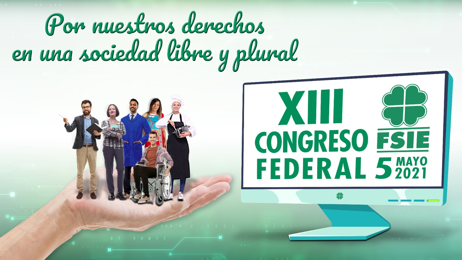 XIII Congreso Federal FSIE